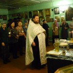 Церковные таинства: Соборование