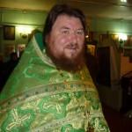 Престольный праздник: Настоятель храма протоиерей Иоанн
