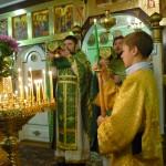 Престольный праздник 8.10.13 г.