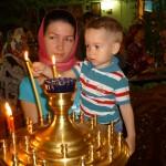 Молитва вместе с мамой