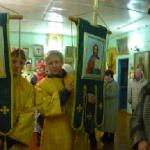 Подготовка к крестному ходу
