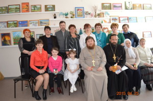 фото с преподавателями воскресной школы