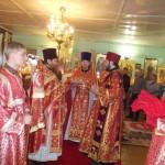 визит епископа Питирима