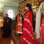 проповедь  владыки после Литургии