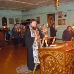 Великопостное Богослужение: чтение покаянного канона Андрея Крицкаго