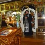 Проповедь нвстоятеля прт. Иоанна по завершении 1 -ой седмицы Великого Поста
